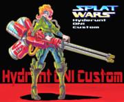Splatoon Wars -ハイドラントカスタム-