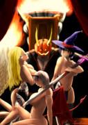 魔王と女神と悪魔と魔女
