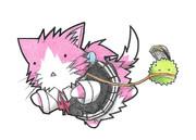 マリモ提督と不知火ネコ