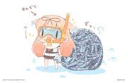 秋刀魚大漁!ぽいぬちゃん!