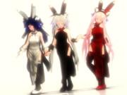 【MMD】はい、せーの♪ (1440 x 1080)