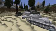 【MCヘリ配布】KV-2,T-34-85 カスタムテクスチャ