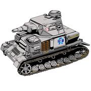 Ⅳ号戦車D型★