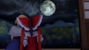 霊アリの月見
