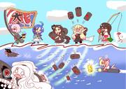 サンマ漁ガチ組