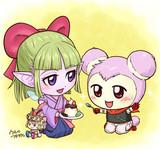 フウラとスマ