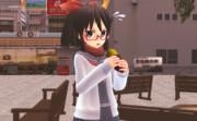 柊りん『焼き芋美味しい』