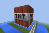 ただひたすらに巨大TNT