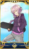 EXクラス『スケーター』 結月ゆかり 霊基再臨:第2段階