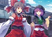 「2XXX年の幻想少女」連載開始!