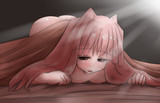 寝ぼけ茜ちゃん