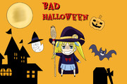 BAD HALLOWEEN