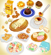 洋菓子セットver2.0