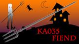 【三又槍】KA035 Fiend / フィーンド【MMD武器】