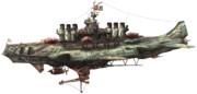 第三艦隊旗艦 戦艦ノイギリェ
