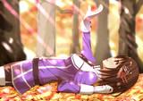 秋と羽黒ちゃん