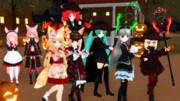 ハロウィンパレード?
