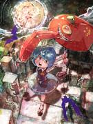 ハロウィン小傘