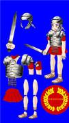 地中海レイプ!ローマ軍団兵と化したHSI姉貴BB.legionarius