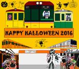 ハロウィン2016年は東方地下鉄でやろう!