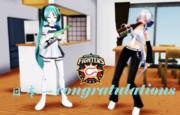 日本ハム日本一おめでとうございます!