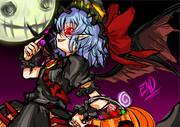 Halloween-おわり