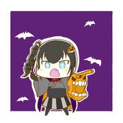 ハロウィンだよ駆逐古鬼ちゃん!