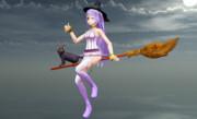 【MMD】魔法つかい☆時報ちゃん
