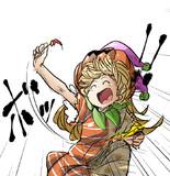 クラピー「お菓子くれなきゃいたずらしちゃうぞ!!!」