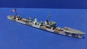 睦月型駆逐艦 如月