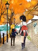 ちいさい秋みいつけた!