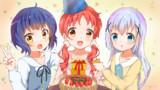 メグちゃんの誕生日