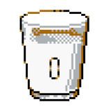 アイコン119:オレオにつけるミルク