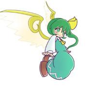 ぷよぷよ風大妖精