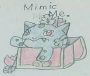 Mimic Me.(フシギソウ)