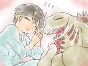 安田さんと蒲田くん