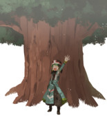 鎮樹さま~