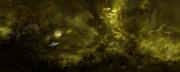 メーヴェで腐海探索