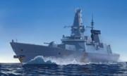 D35ドラゴン HMS Dragon