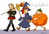 また来年のハロウィンで!