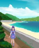 海と空とプリキュア⑤