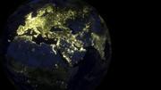 夜の地球【MMDアクセサリ配布】