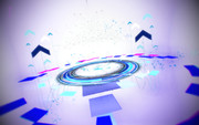 【MMDステージ配布】椛暗式-共鸣ver1.0