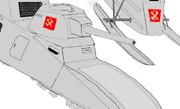 02СС/ЦКБ-50+NKL-26(プラウダ校章)