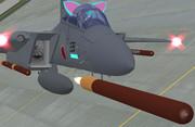 11式空対空誘導弾(ポッキー)