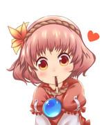 神奈子ちゃんとポッキーゲーム