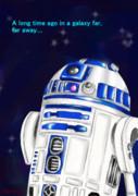 R2-D2描いてみた