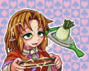さんまの塩焼きを食べるJOKER姉貴とすりたて大根おろし