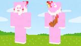 【Minecraft】セヤナー の スキンサンプル