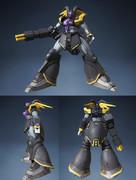 【ガンダムブレイカー3】フォルテ【再現機体】